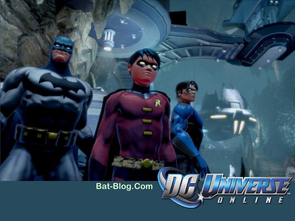 Computer Entertainment выпустит MMOG DC Universe Online в ноябре 2010