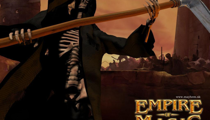 к игре Empire of Magic