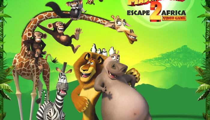 к игре Madagascar: Escape 2 Africa