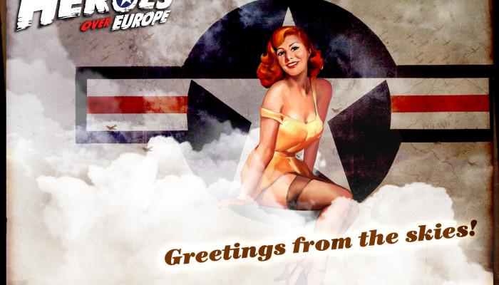 к игре Heroes over Europe